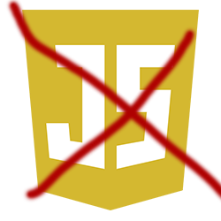JavaScript is Driving Your Visitors Crazy